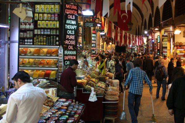 Basar Türkei