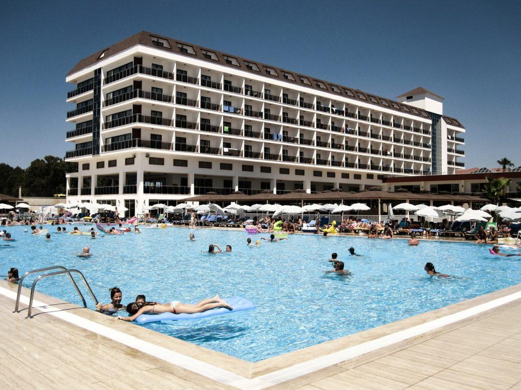 Hotel in der Türkei